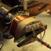 Transformatory głośnikowe Push Pull